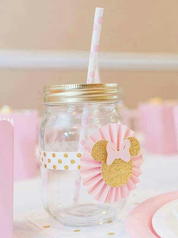 13 Best Minnie Mouse Gold And Pink Images On Pinterest
