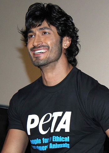 Vidyut Jamwal is a complete action lover!