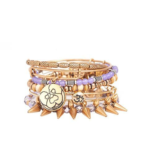 15 Perfect Gifts For Mom From Alex and Ani via @WhoWhatWear