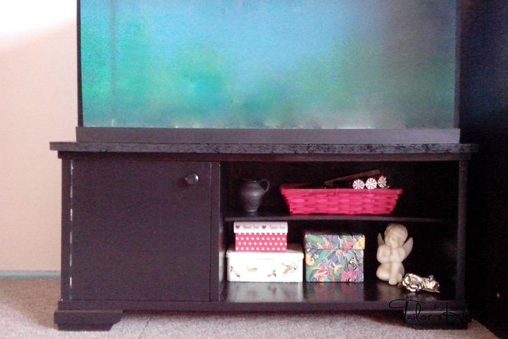 Reconditionare mobilier pentru acvariu