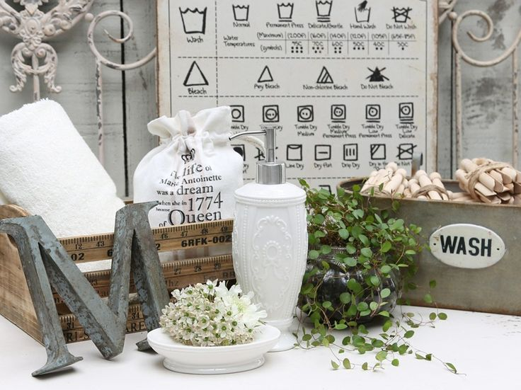 White home by Chic Antique