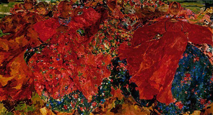 Filipp Maljawin (1869 – 1940) war ein russischer Maler.