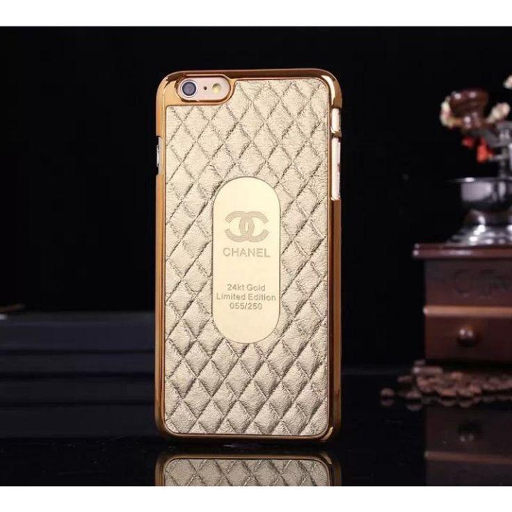 étui/housse Luxe iPhone 6/6S Chanel,Housse coque PROTECTION mince pour iPhone 6