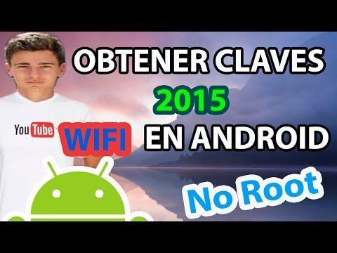 Descifrar Claves Wifi desde Cualquier Android | WEP, WPA - YouTube
