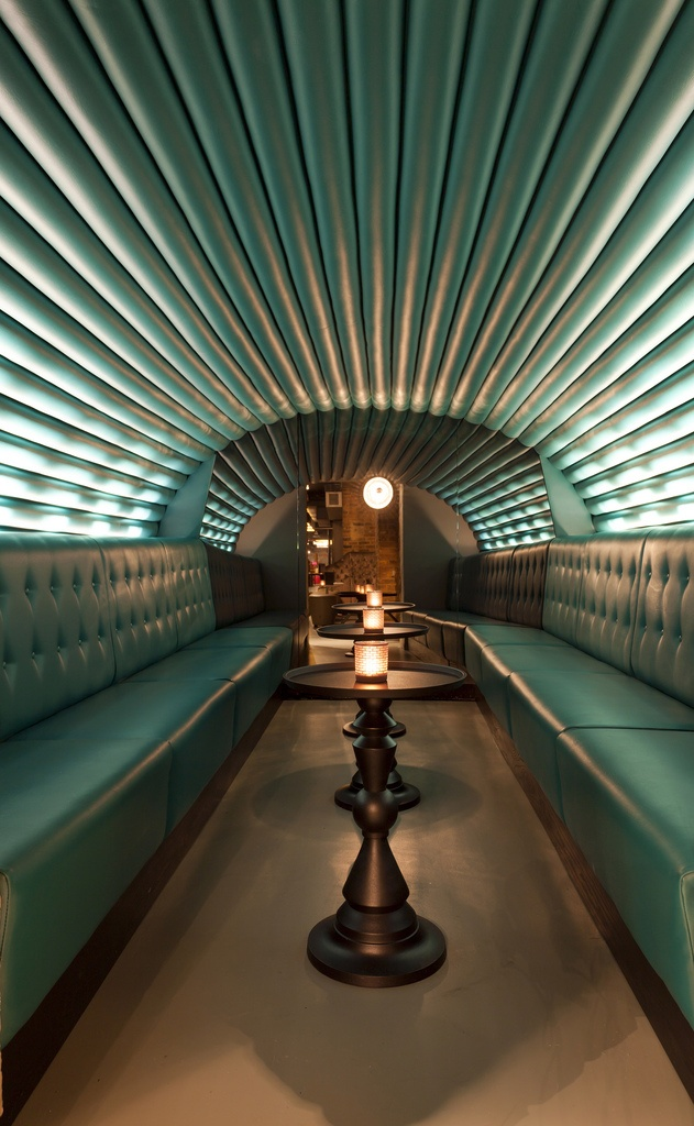 Fluid London blog - musings from the bar and the restaurant table: Restaurant & Bar Design Awards: London's Winners