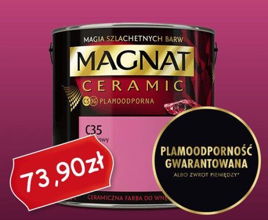 Magnat Ceramic-w promocyjnej cenie !!!