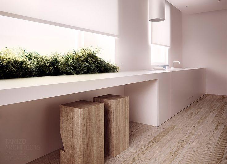 Tamizo, The Masters Of Black U0026 White Design. Interior ArchitectureHouse ...