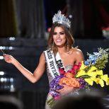 Miss Colômbia, Ariadna em seu curto reinado como Miss Universo