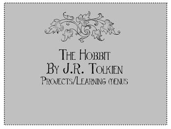 the hobbit final writing assignment Contribute to readwritethink / rss / faqs / site demonstrations / contact us / about us explain to your students the various perspectives writers must consider when completing any writing assignment examples of different roles, audiences.