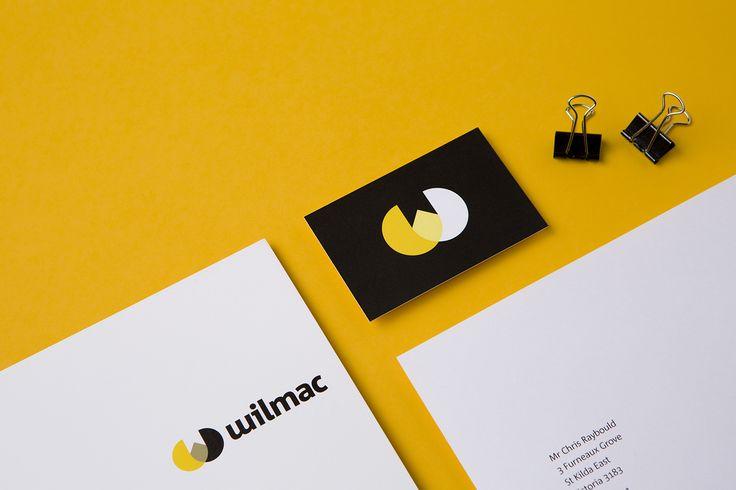 Wilma Property Group brand identity www.twelvecreative.com.au