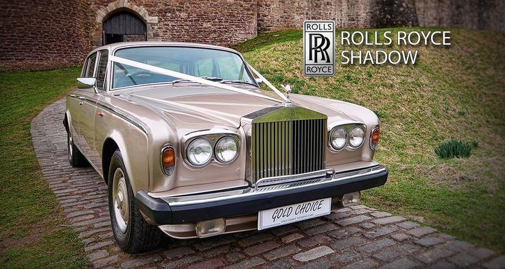 Gold Choice Wedding Cars - Rolls-Royce - Glasgow Wedding Cars Service - Gold Choice