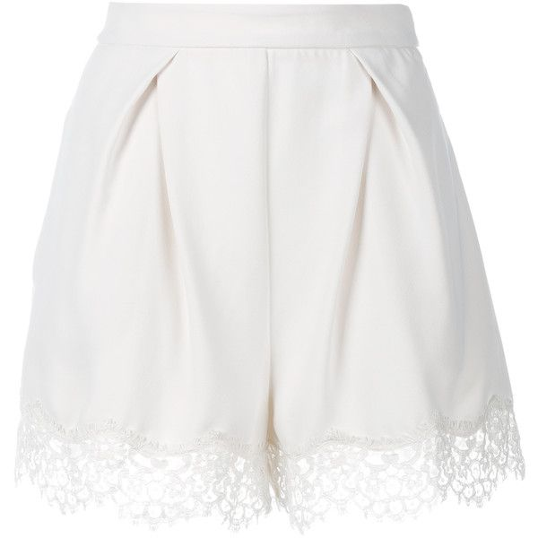 Best 25  White lace shorts ideas on Pinterest | Shorts, Cute ...