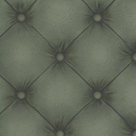 DutchWallcoveringsOxford Collection behang Chesterfield Tufted Leather Adviesprijsper rol €39,95Afmetingen 10M lang en 52CM breedArtikelnummer: 2604-21234Patroon: 13,25CMKleur: groenBehangplaksel: Perfax rozeKwaliteit: vliesbehang