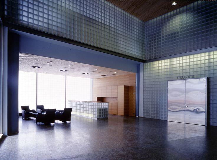 Nordea Office Buildings - Helin & Co Architects, 2001 - 2003