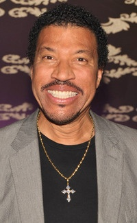 Lionel Richie...Billy and I enjoy Lionel Richie and the Commodores. Our first dance as man and wife was by them~