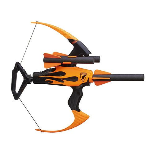 1. Classic Nerf Bow and Arrow