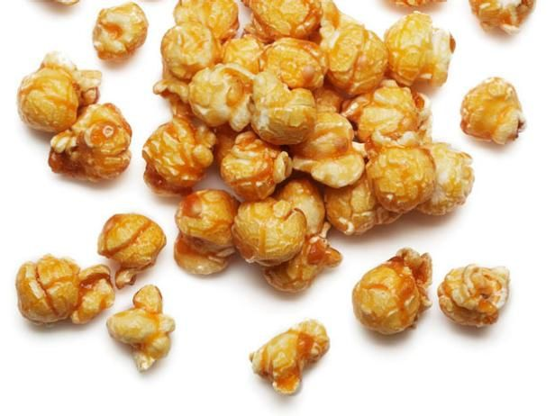 Caramel Corn #FNMag: Desserts, Food Network, Caramel Popcorn, Sweet Treats, Network Kitchens, Sweet Tooth, Carmel Corn, Homemade Caramel, Caramel Corn Recipes
