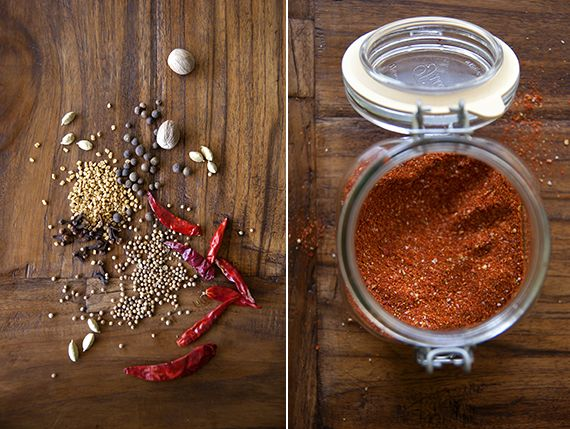 Berbere, a blend of spices and chili peppers, is fundamental to Ethiopian cooking- globe trotter diaries