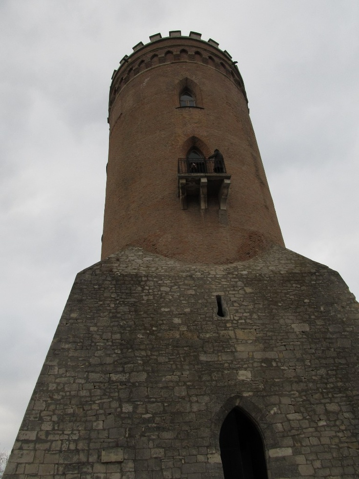 "Targoviste's representative landmark - ""Turnul Chindiei"""