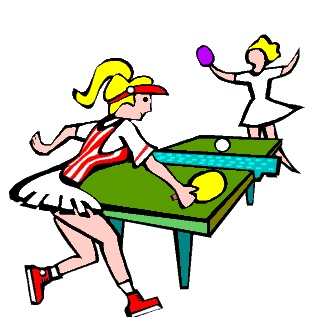 Gotta get me a Table Tennis outfit!