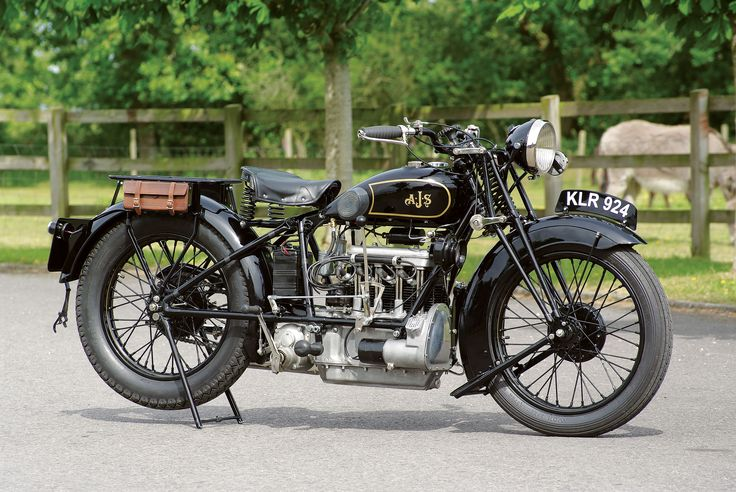 The idea of building a 500cc AJS V4 seems unlikely, yet if it hadn't been for the Great Depression, the firm might have done just that.
