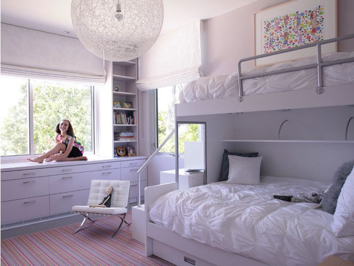Casas amp interlagos residencial qu dise o de literas for Cama minimalista