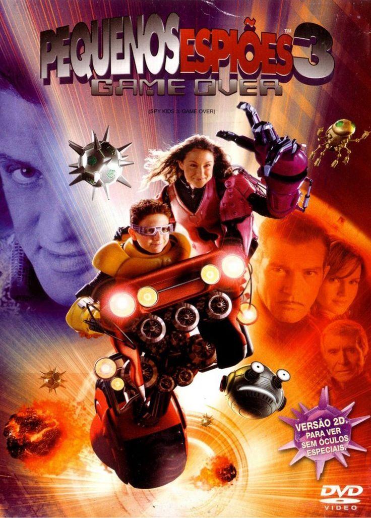 2003 - Pequenos Espiões 3