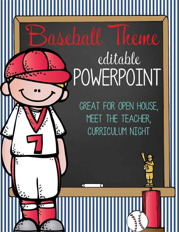 Meet Teacher Night Powerpoint