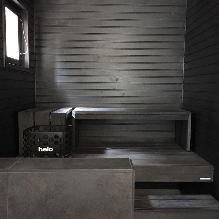 IG: @seoikeaomakoti Supi-saunavaha Tumma sauna