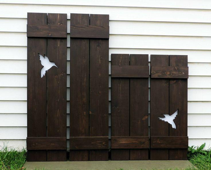Best 25 southwestern interior shutters ideas on pinterest - Shutters for decoration interior ...