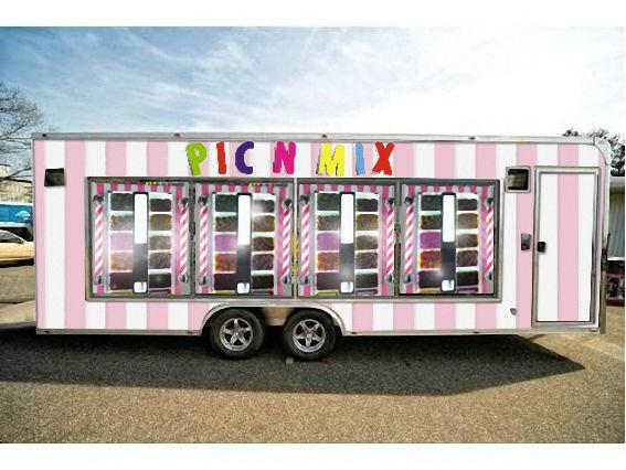 vending machine trailer