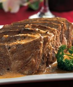 Coke Roast: Chili Coke Roast     Ingredients :       1 roast   1 can Coca-Cola   1 pkg. onion soup mix   1 bottle chili sauce       1. Place all ingredients in crock-pot and cook for 7-10 hours depending on the size of the roast. The meat will flake apart when done.