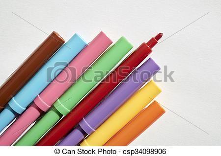 Archivi fotografici - marcatori, gruppo, colori, scrittura, disegno - archivio di immagini, immagini, foto royalty free, archivi fotografici, archivi di fotografie, illustrazione, illustrazioni, illustrazioni grafiche
