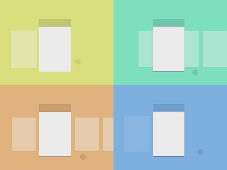 Exploring a few ways to represent the swipe animation for my next project. these are only 4 of the iterations. I've divided the animation in two states: tap/hold - swipe. Tried to make them simple ...