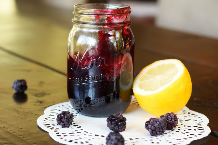Skip the canning process altogether with this quick and easy, no pectin Blackberry Freezer Jam. Just cook and freeze for a thick, rich and delicious jam.