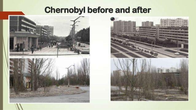 Chernobyl Pictu... Chernobyl Before 1986