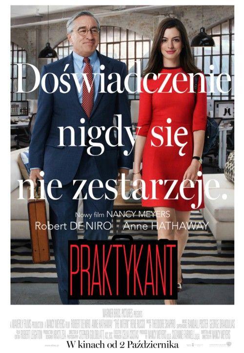 Praktykant / The Intern (2015) PL.480p.BDRip.XviD.AC3-KiT / Lektor PL + rmvb