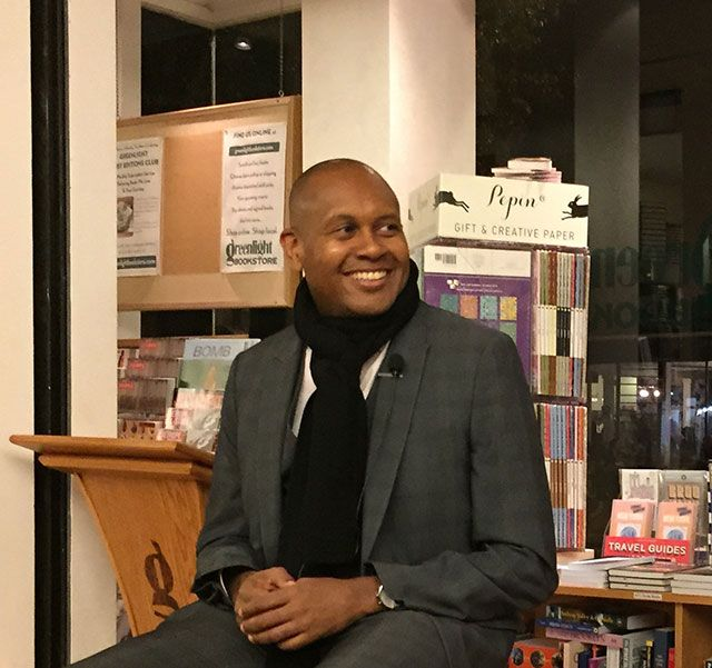 Kevin Powell, author of the memoir THE EDUCATION OF KEVIN POWELL spoke with Ted Hamm at Greenlight Bookstore in Brooklyn