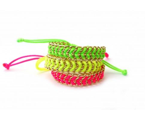 #bracelet #neon #naramky #accessories