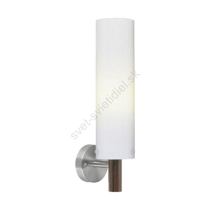 Eglo 89448 - Vonkajšie kúpeľňové svietidlo DODO 1xE27/22W/230V