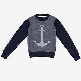 Nautica Boys' Anchor Sweater (8-16)