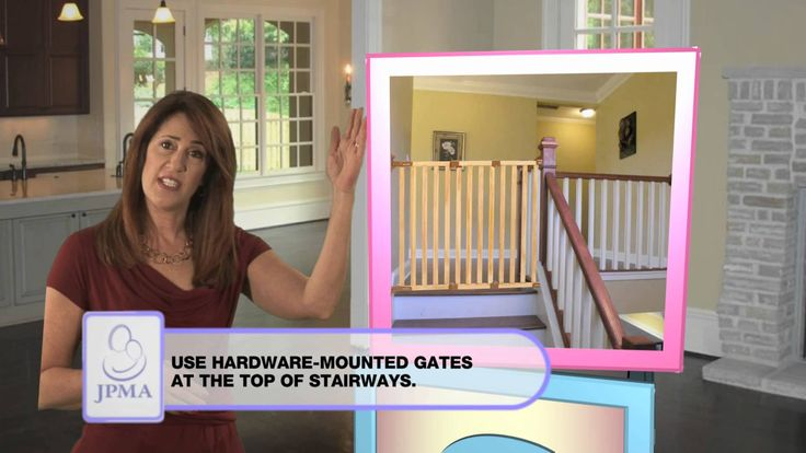 Safe & Sound for Baby: Gate Safety