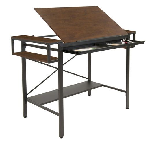 """Traditional Drafting Table & Craft Station by Artist's Loft 47.5"""" x 23.5"""""""