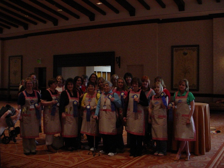 Cooking Contest Central Members