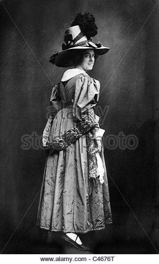 Gertrude Barrison.