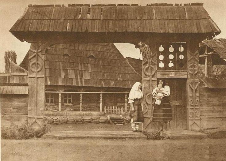 casa-taraneasca-traditional-romanian-peasant-house-culture-people