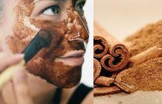 Škoricová maska Vás zbaví pigmentových škvŕn, jaziev, akné a vrások už po druhom použití. | Chillin.sk