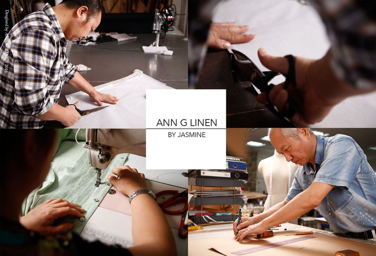 ANN G LINEN have a huge group of professional technicians and workers to maintain every single garment to be in nice shape and high quality to sell.