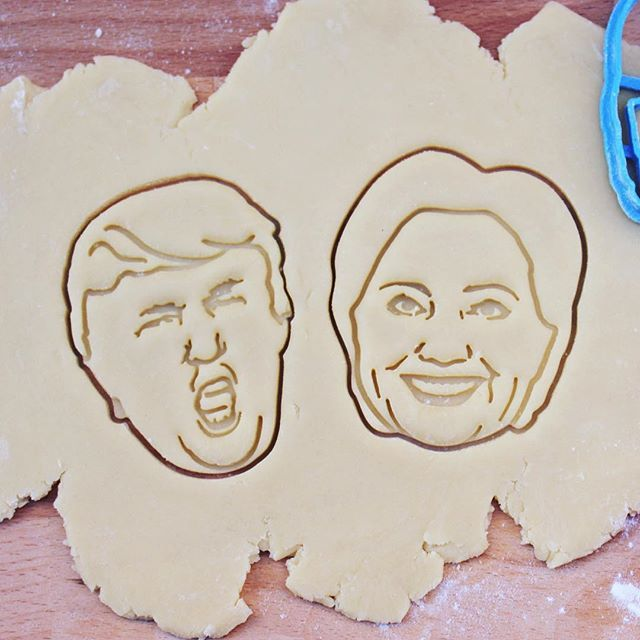 ONLY 6 DAYS LEFT 🇺🇸 Order your cookie cutters before Friday to make sure they will arrive on time! order: www.etsy.com/shop/copypastry #cookies #cookiecutter #trump #donaldtrump #donaldtrump2016 #hillary2016 #hillaryclinton #hillaryclinton2016 #president #elections2016 #election #3d #3dprinting #copypastry #bestgift #giftidea #custommade #personalized #personalizedgifts #uselection #usaelection #usapresident #etsy #etsystore