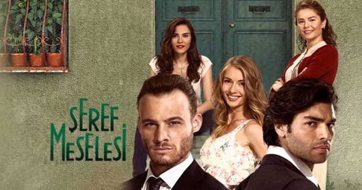 Şeref Meselesi, conocida en algunos países de habla hispana como Honor y respeto o Cuestión de honor, es una serie de televisión turca de 2...